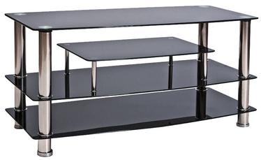 Signal Meble TV Table RTV TV862 Black/Chromtop