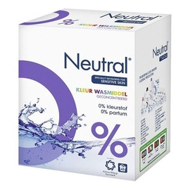 Veļas pulveris Neutral Color White, 3 kg