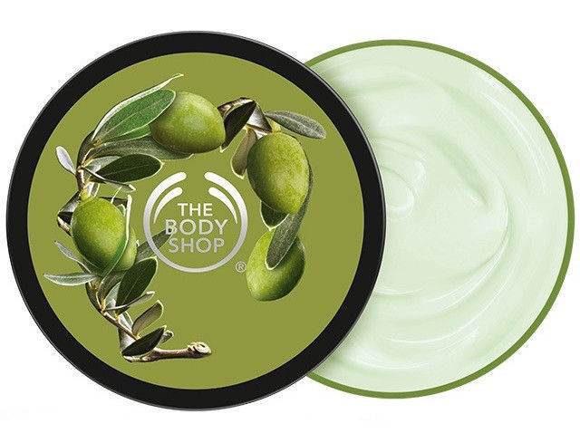 The Body Shop Body Butter 200ml Olive