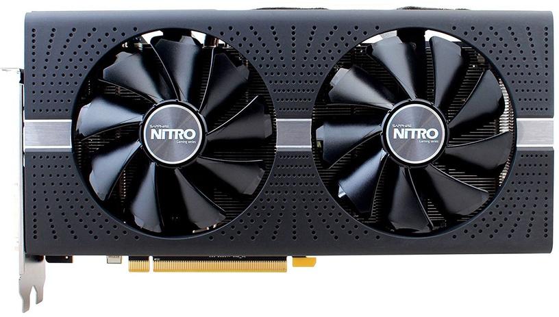 Sapphire Nitro+ Radeon RX 570 4GB GDDR5 PCIE 11266-14-20G