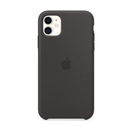 Ümbris telefoni iphone 11 silikoon must
