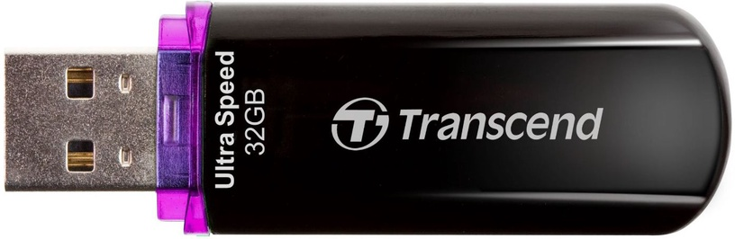 Transcend Jet Flash 600 32GB Black/Purple