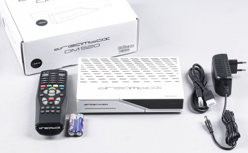 Dreambox DM520 DVB-S2 Tuner