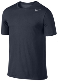 Nike Dri Fit Training T-Shirt 706625 451 Obsidian XL
