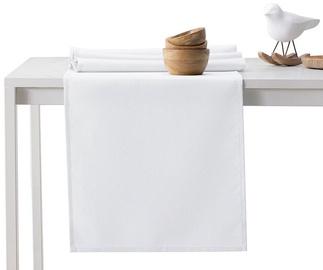 AmeliaHome Empire AH/HMD Tablecloth Set White 115x200cm/30x200cm 2pcs