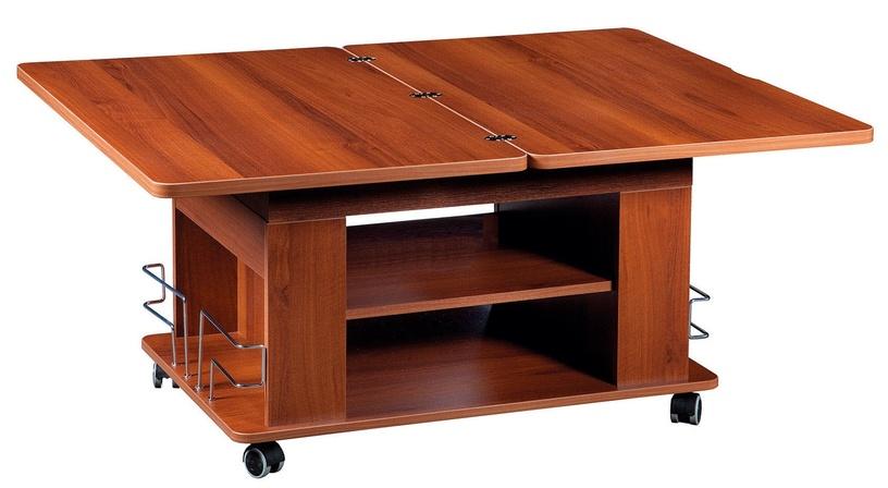 Kohvilaud DaVita Agat 23 Pegas Brown, 900x600x550 mm
