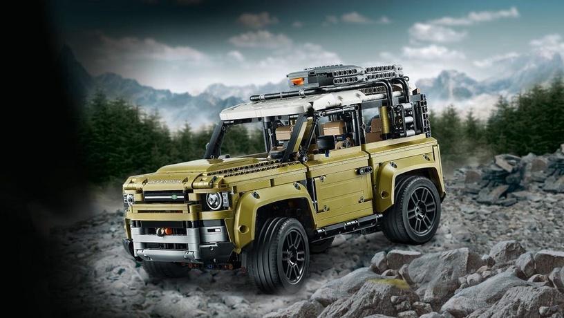 Konstruktorius LEGO®Technic 42110 Land Rover Defender