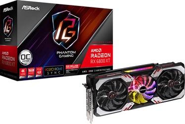Videokarte ASRock AMD Radeon RX 6800 16 GB GDDR6