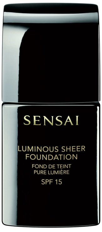 Sensai Luminous Sheer Foundation SPF15 30ml LS205