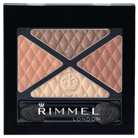 Rimmel London Glam Eyes Quad Eyeshadow 4.2g 19
