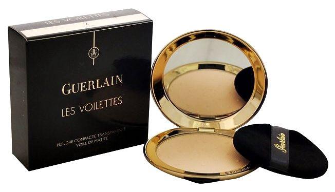 Guerlain Les Voilettes Translucent Compact Powder 6.5g 02
