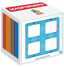 Magformers Super Square Set 12pcs 53216