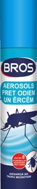 Aerozolis uodams ir erkėms atbaidyti Bros, 0.09 l