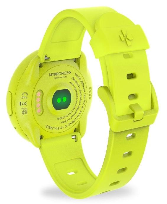 MyKronoz ZeRound3 Lite Yellow