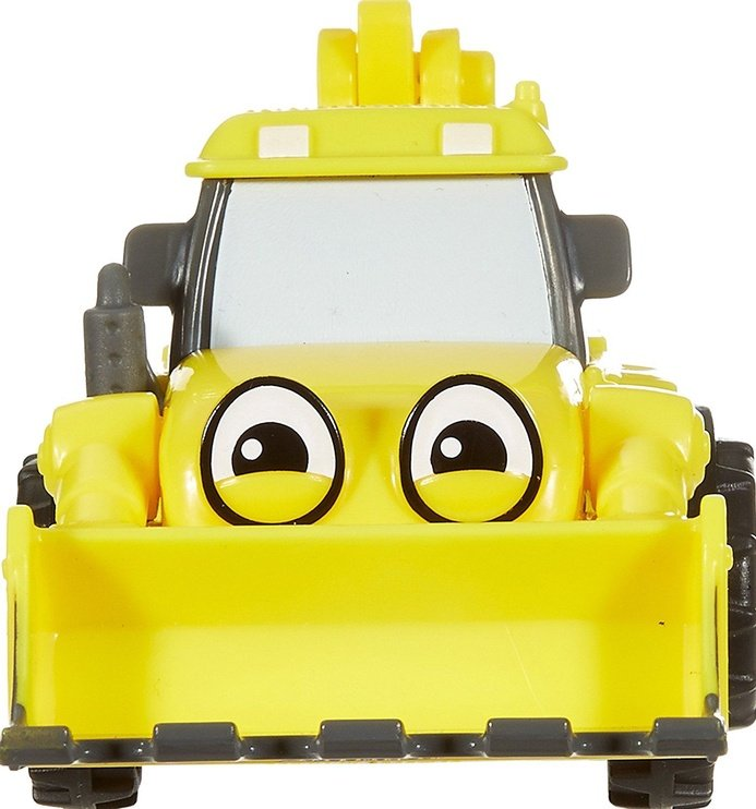 Fisher Price Bob the Builder Pullback Scoop