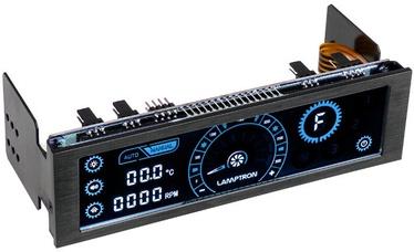 Lamptron CM430 PWM Fan Controller Blue/Black