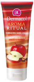 Dermacol Aroma Ritual Apple&Cinnamon 100ml Hand Cream