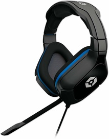 Gioteck HC2+ Stereo Gaming Headset Black