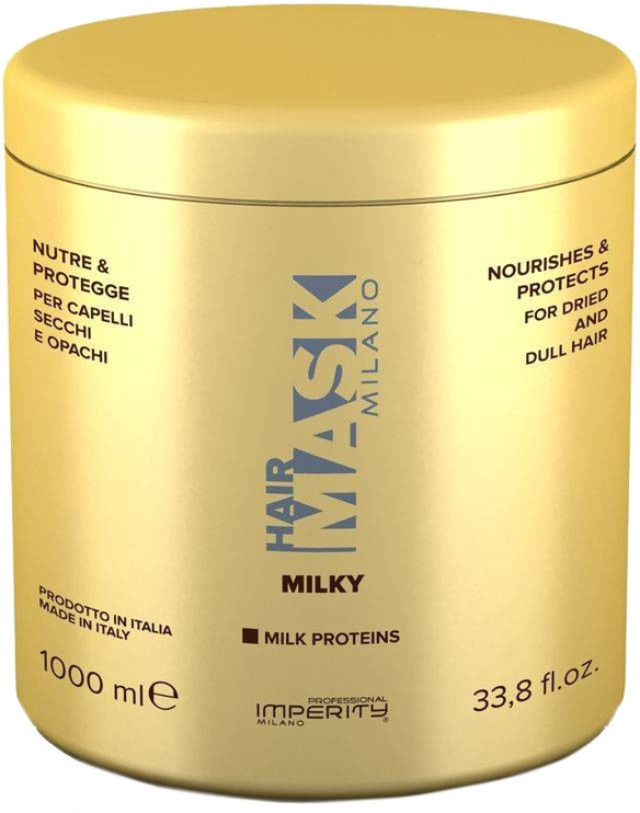 Matu maska Imperity Professional Milano Milky, 1000 ml