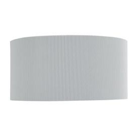 Klasikinis sieninis šviestuvas Searchlight Drum Pleat 3462-2SI, 2 x 7W E14