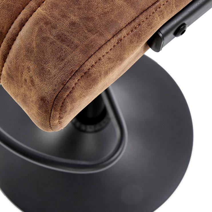 Барный стул Halmar H-88 Brown, 1 шт.