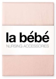 La Bebe Cotton Bedding Set Pink 2pcs 120647