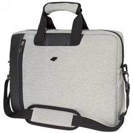 "4F Laptop Bag H4L18 TRU001 15.6"" Grey"