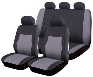 Bottari R.Evolution Ibiza Seat Cover Set Black Grey 17094