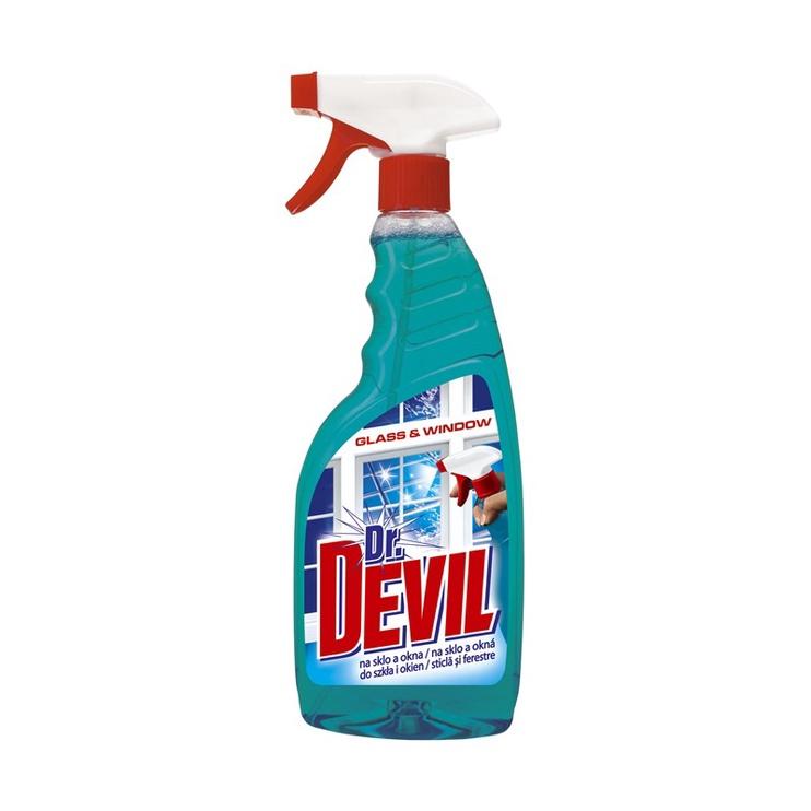 Langų valiklis Dr. Devil, 0,75 l