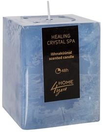 Ароматическая свеча Home4you Candle Healing Crystal Spa 7.5x7.5xH10см