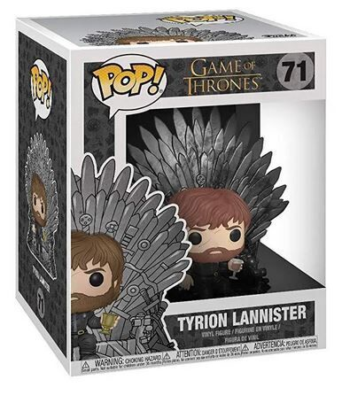 Funko Pop! Television Game of Thrones Tyrion Lannister 71