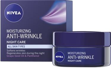 Nivea Anti-Wrinkle + Moisture 35+ Night Cream 50ml