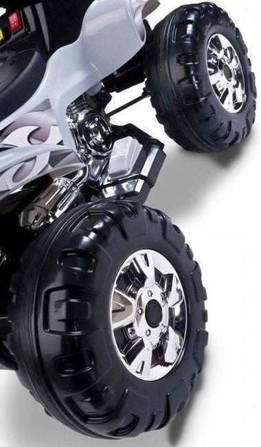 Toyz Ride-On Vehicle Cuatro Green