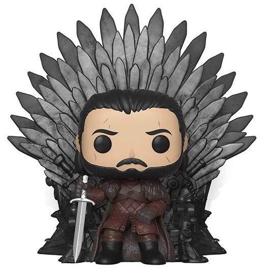 Funko Pop! Television Game of Thrones Jon Snow 72