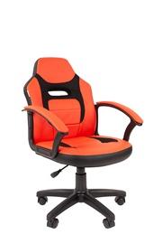 Bērnu krēsls Chairman 110 Black/Red