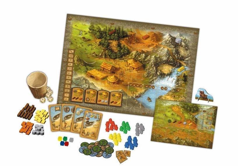 Galda spēle Brain Games Stone Age, LV