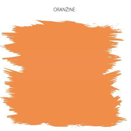 Krāsa Pentacolor in style oranža 2,5 l