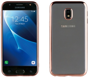 Muvit Bling Back Case For Samsung Galaxy J7 J730 Rose Gold