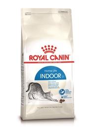 Sausas ėdalas katėms Royal Canin Indoor 27, su paukštiena ir ryžiais, 4 kg