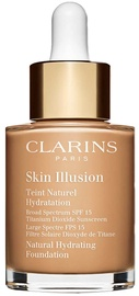 Clarins Skin Illusion Natural Hydrating Foundation SFP15 30ml 111