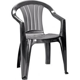 Keter Sicilia Garden Chair Grey