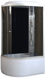 Gotland Massage Shower Right 1200x800x2150mm