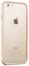 Hoco Moving Shock-Proof Bumper For Apple iPhone 6/6S Gold
