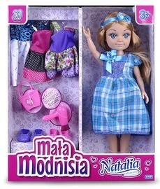 Artyk Mata Modnisia Doll Natalia 120572