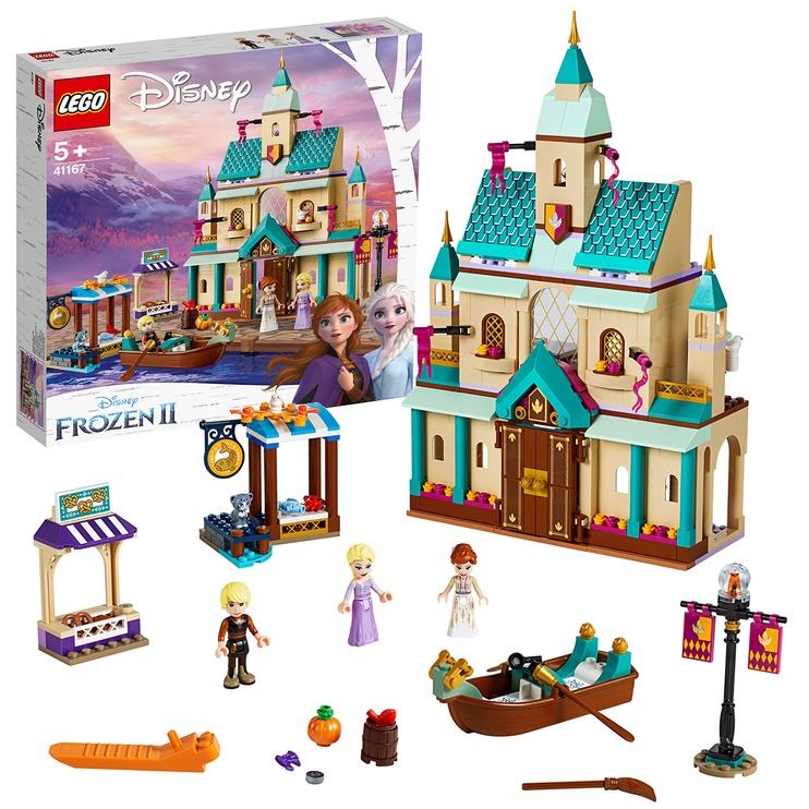 Конструктор LEGO® I Disney Princess™ Деревня в Эренделле 41167, 521 шт.