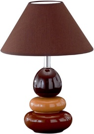 Fischer & Honsel Balon 57421 Table Lamp Brown