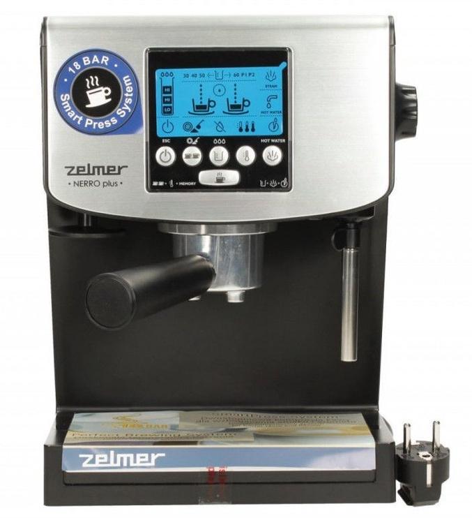 Zelmer Nerro Plus ZCM2184X 13Z016