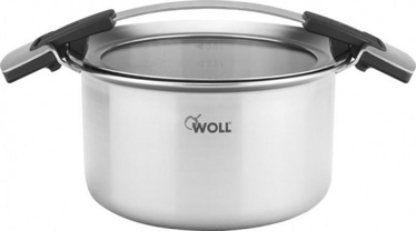 Woll Concept Pro With Lid D16cm 2l
