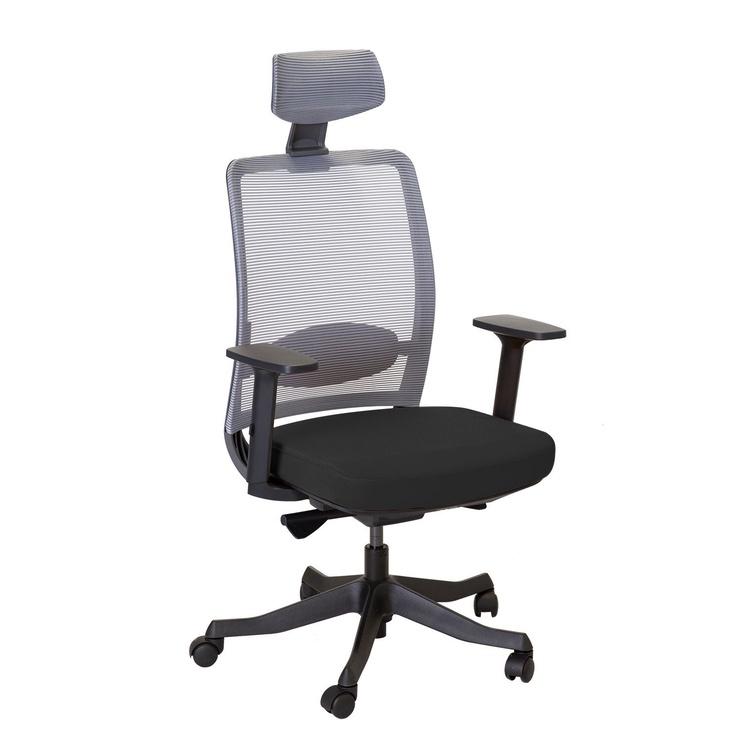 Biroja krēsls Home4you Anggun Black