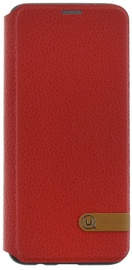 Usams Duke Book Case For Samsung Galaxy S8 Plus Red